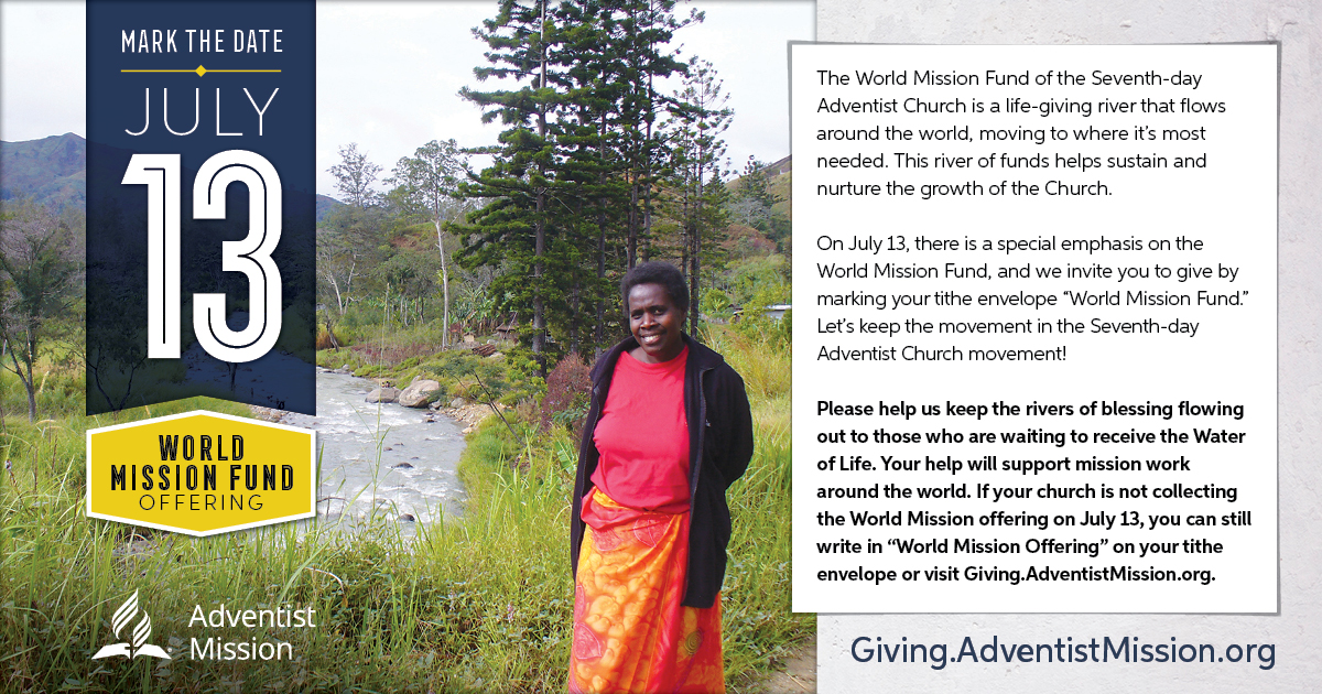 Adventist Mission | Mission Offering Resources