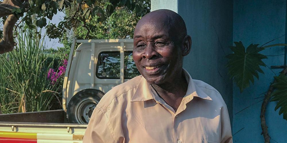 Simon H. Chileya II, 83, is former president of the South Zambia Field (now Southern Zambia Union Conference), which includes Rusangu.
