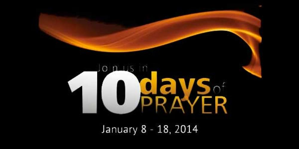 Adventist Mission | 10 Days of Prayer
